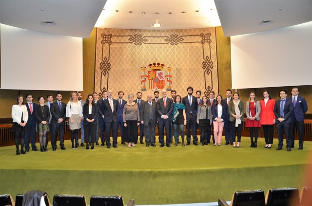 Working visit by Promotion LXX of diplomats trained at the Diplomatic School