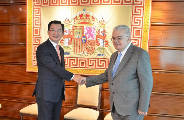 Official Visit of the Secretary General of the Constitutional Court of the Republic of Korea