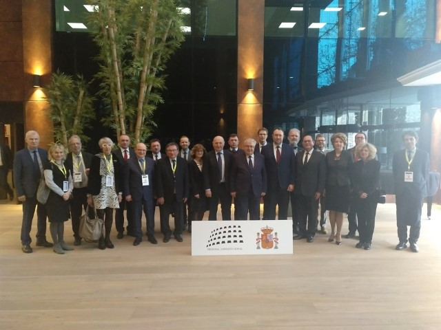 The President of the Constitutional Court participates in the International Congress of Comparative European Constitutional Law