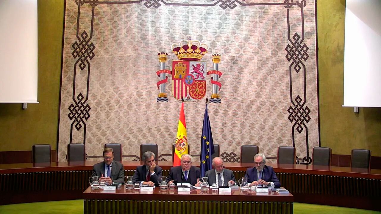 "Presentation in the Constitutional Court of the book ""Memento Recurso de Amparo"""