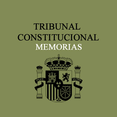 Reports of the Constitutional Court